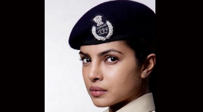 Priyanka Chopra's First Look in Gangaajal