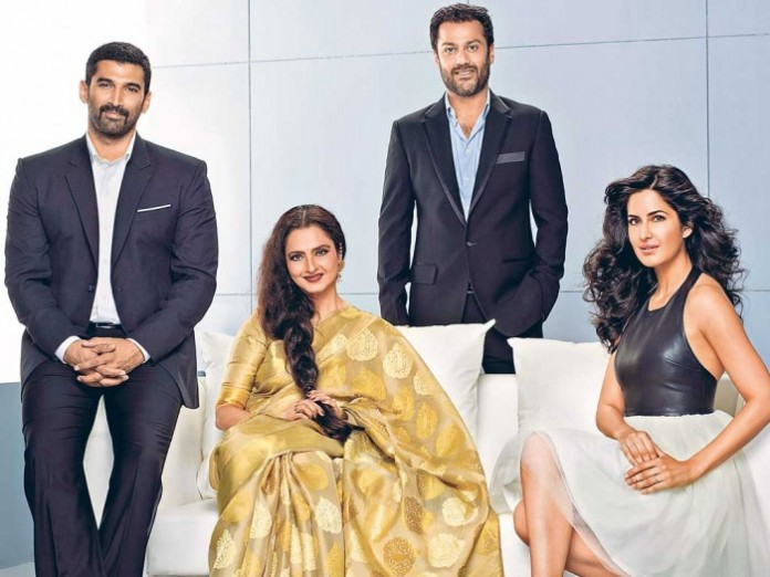 Rekha walked out of fitoor