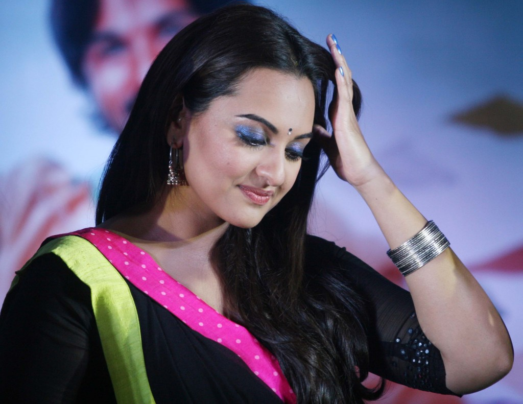 Highest Paid Bollywood Actresses of 2015 - Sonakshi Sinha