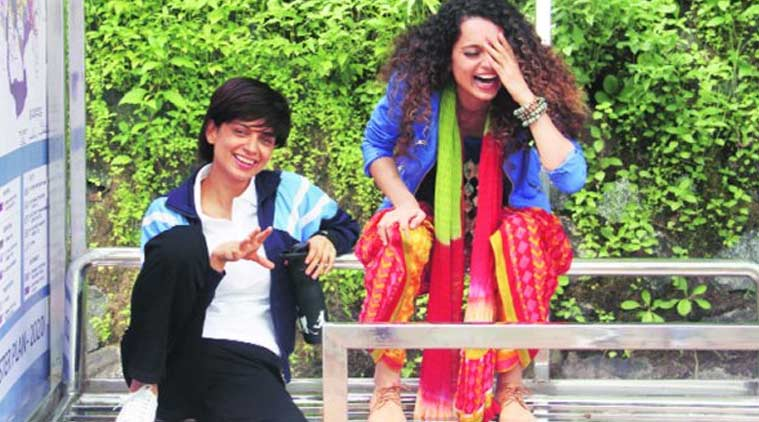 Tanu Weds Manu Returns 1st Monday (4th Day) Collection: Rock Steady