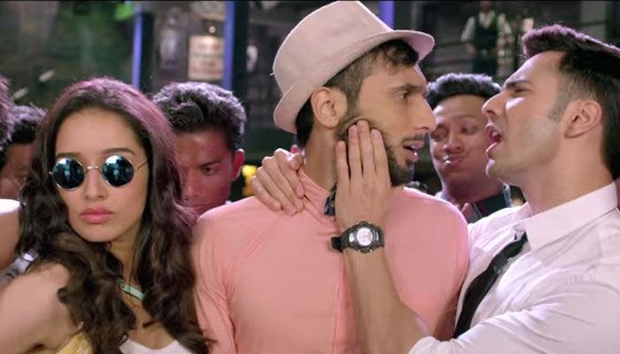Still from Happy Birthday Video Song - ABCD 2