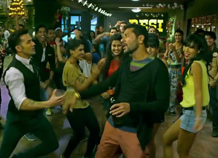 Happy Hour Video Song - ABCD 2