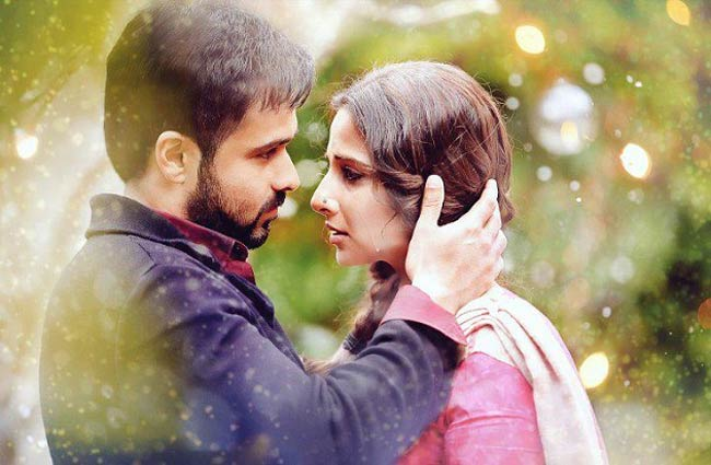 Vidya and Emraan in Humnava Video Song - Hamari Adhuri Kahani