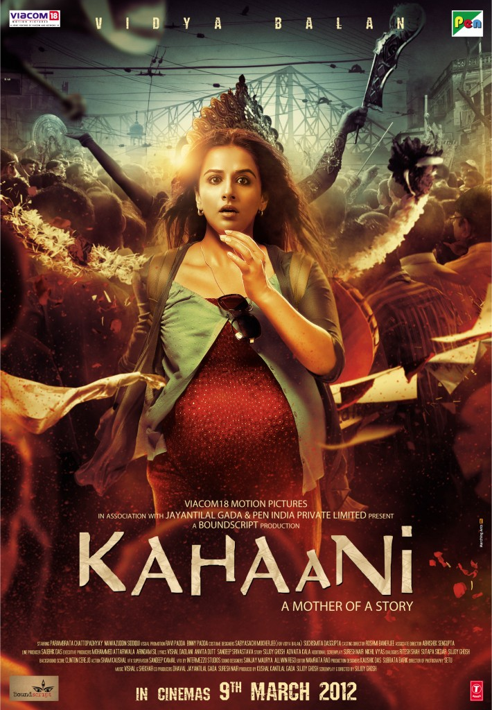 Vidya did a strong female character in Kahaani