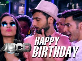 Happy Birthday Video Song - ABCD 2 | Official Video Song