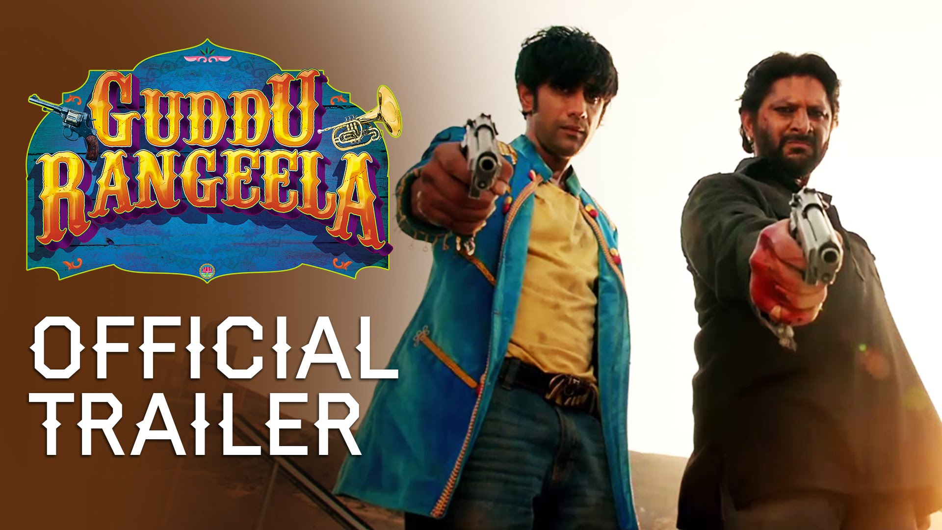 Guddu Rangeela Trailer | Official Theatrical Trailer