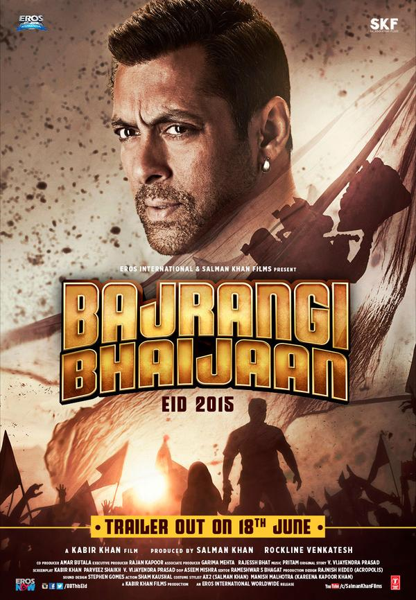 Bajrangi Bhaijaan Brand New Poster Out: Countdown for Trailer Begins