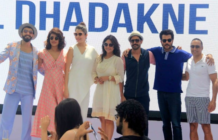 Dil Dhadakne Do 2nd Day Collection: Slight Growth on Saturday
