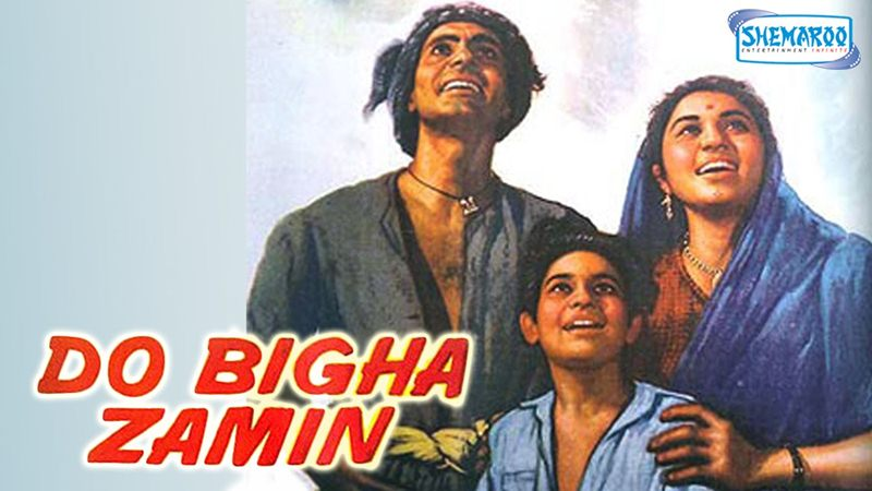 15 Indian movies that should have gone to the Oscars- Do Bigha Zameen