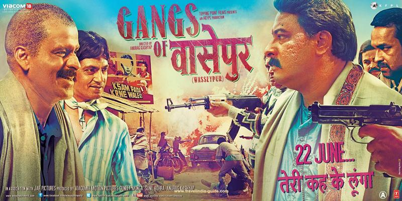 15 Indian movies that should have gone to the Oscars- Gangs of Wasseypur