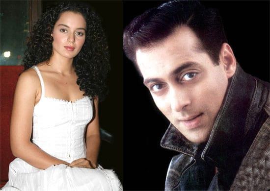 Indeed it's Kangana Ranaut Who Will Be Seen in 'Sultan' With Salman Khan