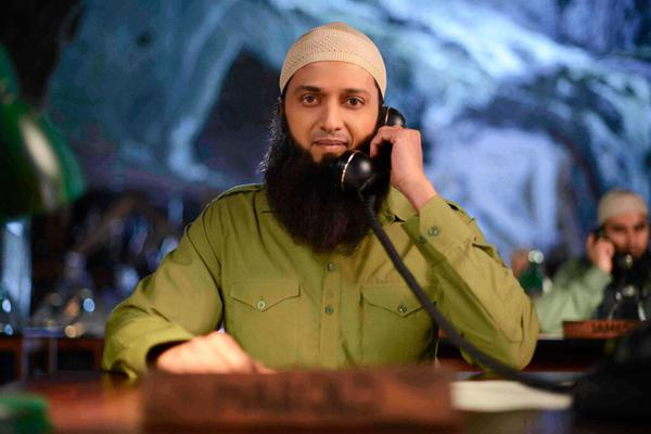 First Look: Riteish Deshmukh As Hafeez Bin Ali in Bangistan