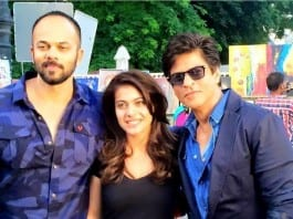 SRK and Kajol Look in Dilwale: Looking 20 Years younger than their Age.
