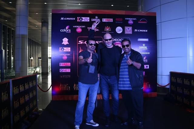 Shankar-Ehsaan-Loy arrives at IIFA 2015
