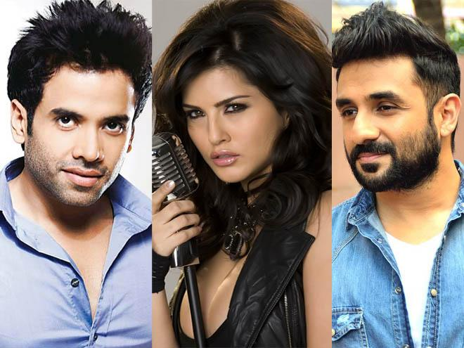 Vir Das and Sunny Leone - Top 10 Fresh Bollywood Jodi's To Look Out For In 2015, 2016