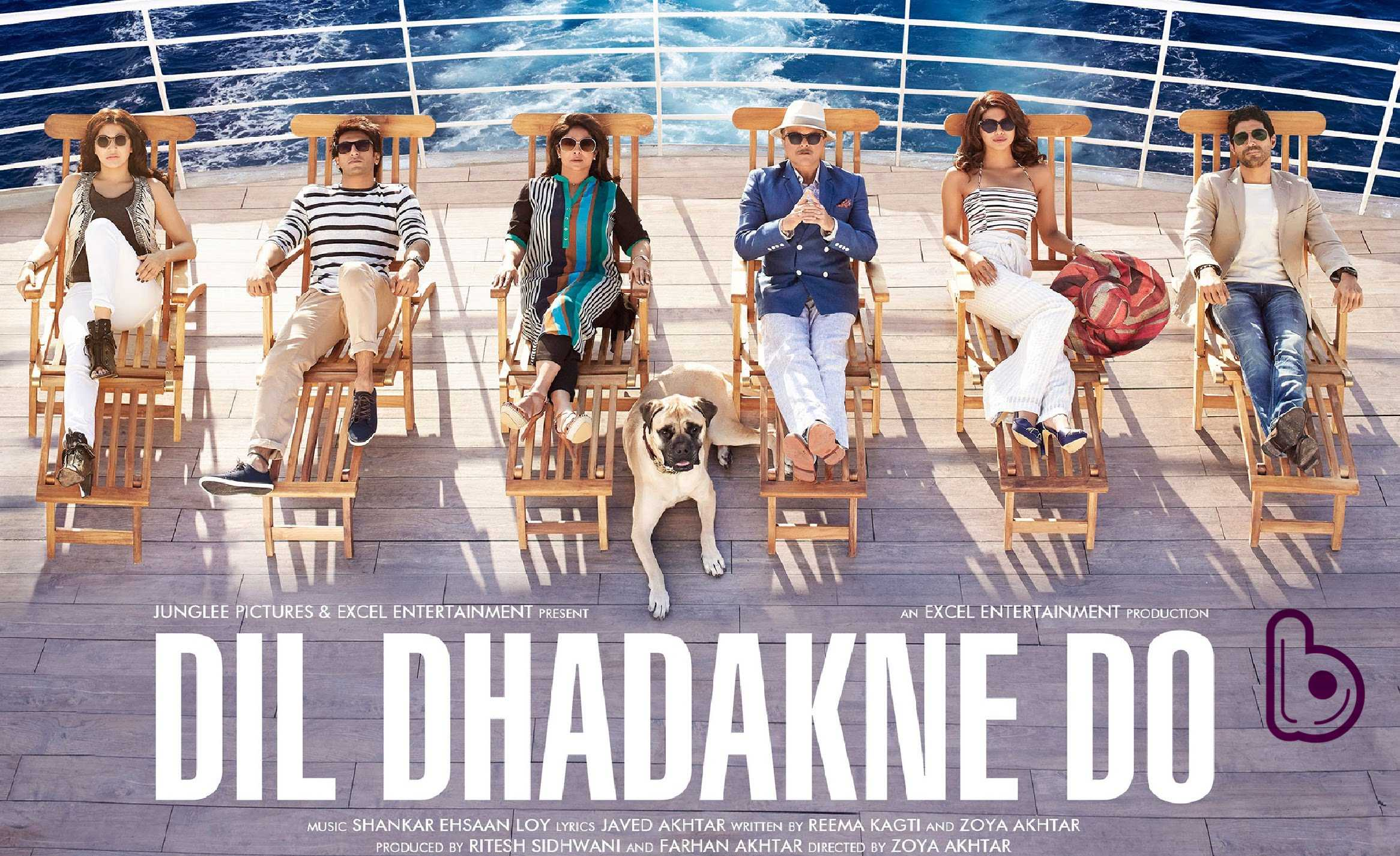 10 reasons why 'Dil Dhadakne Do' is perfect for this weekend