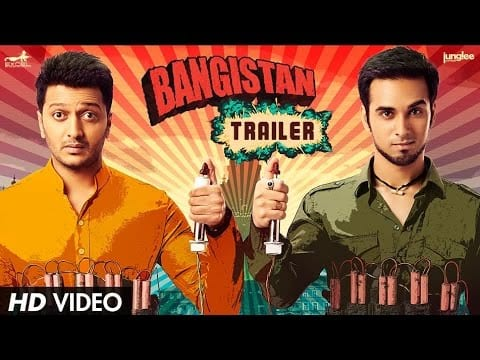 Bangistan: A Much Awaited Trailer Finally Touch the Hearts of Bollywood