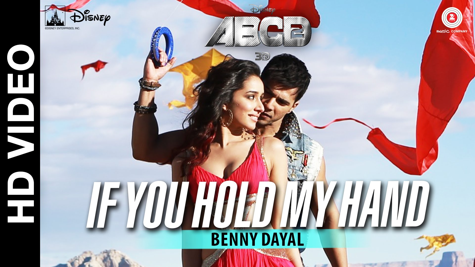 If You Hold My Hand Video Song – ABCD 2 | Official Video Song