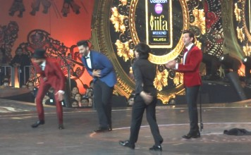 Video IIFA 2015 : When Tiger Shroff and Hrithik Roshan sets the stage on fire