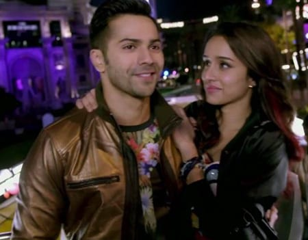 Varun and Shraddha in Naach Meri Jaan Video Song - ABCD 2