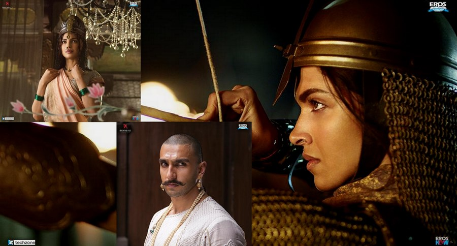 Bajirao Mastani First Look Posters Out And They Are Amazing