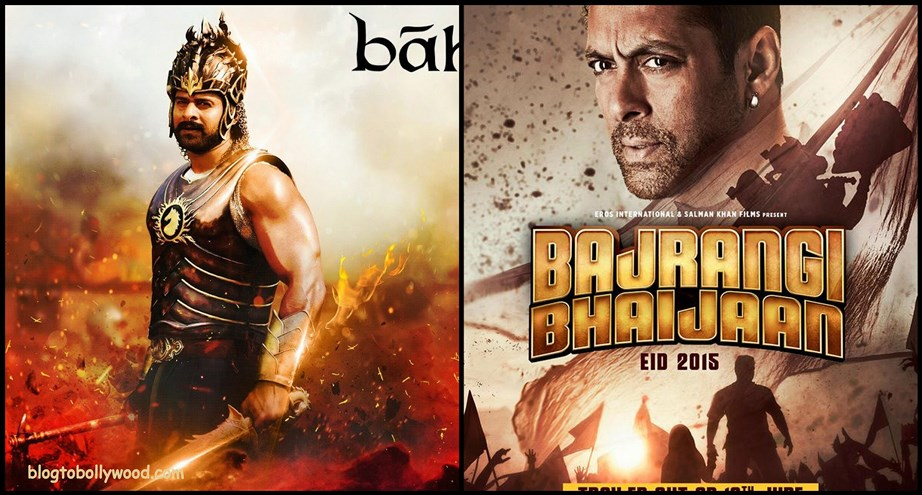 Bajrangi Bhaijaan vs Bahubali First Week Collection