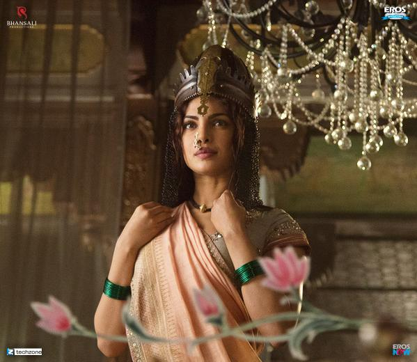 First Look - Priyanka in Bajirao Mastani