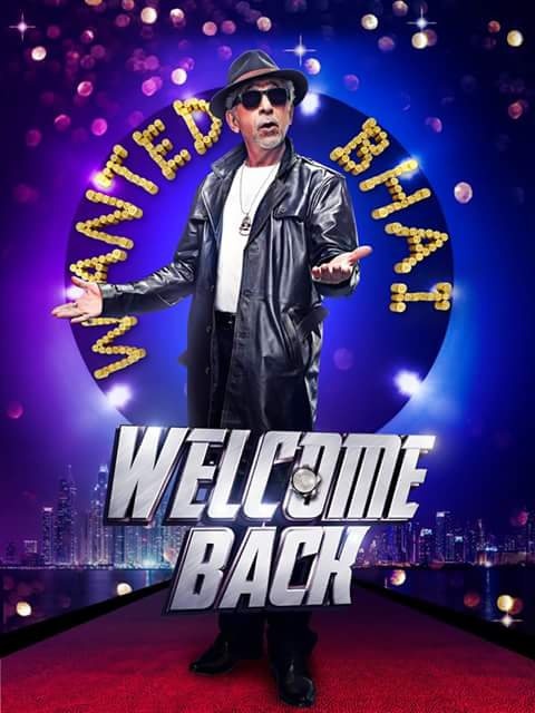 Nasseruddin Shah in Welcome Back