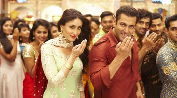 Salman and Kareena in Bajrangi Bhaijaan