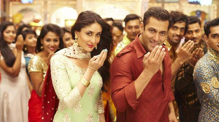 Bajrangi Bhaijaan 8th Day (2nd Friday) Collection: Fastest To Bollywood's 200 Crore Club