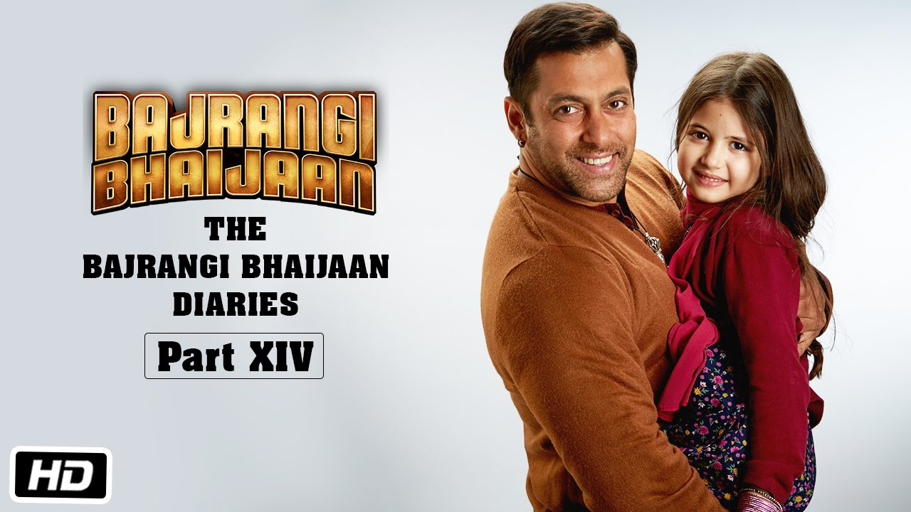 Salman And Harshaali's Bajrangi Bhaijaan Photoshoot Is The Best Thing On Internet Today