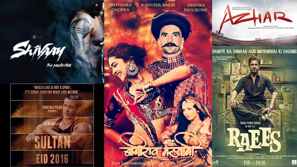 10 Biggest Bollywood Clashes in 2015-2016