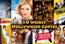 10 Worst Hollywood Copies that FAILED to impress us