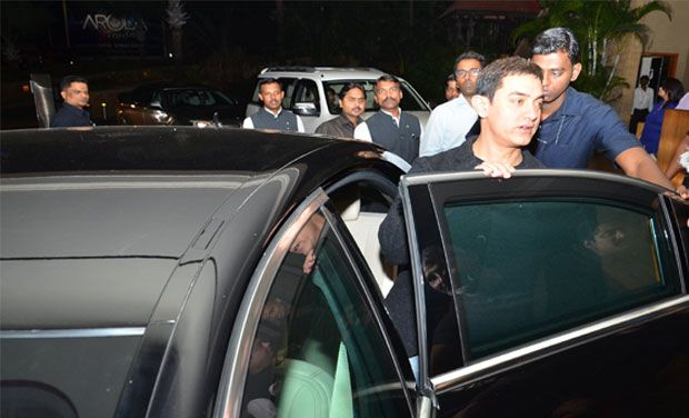 10 Celebrities who own EXORBITANT LUXURY RIDES-Aamir Khan