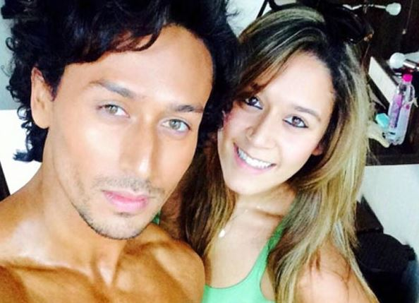 Bollywood Brothers and Sisters - Tiger Shroff and Krishna Shroff