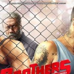 Brothers Poster feat. Akshay, Sidharth and Jackie