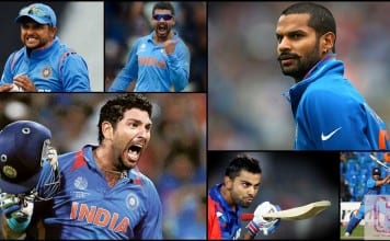 Which Cricketer will make the Best Bollywood Actor?