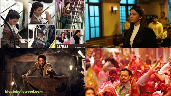 "10 Facts you didn't know about Aishwarya's comeback movie ""Jazbaa"""
