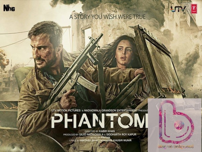 Phantom Music Review and soundtrack