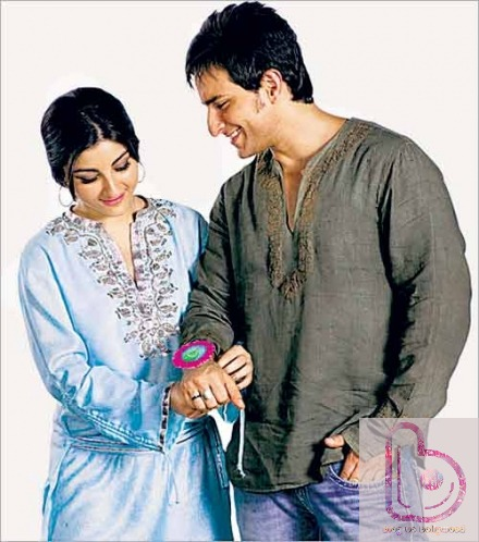 Saif-Soha makes a hot sibling pair