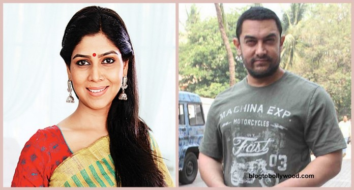Sakshi Tanwar Roped In To Play Aamir Khan's Wife In Dangal
