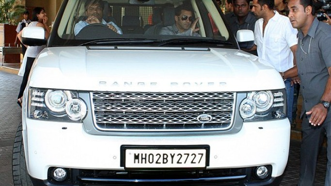 10 Celebrities who own EXORBITANT LUXURY RIDES- Salman Khan
