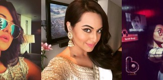 Instagram Story: These Selfies Proves That Sonakshi Sinha Is The Selfie Queen Of Bollywood