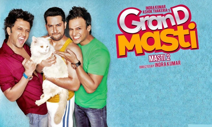 10 Undeserving Movies in Bollywood's 100 Crore Club - Grand Masti