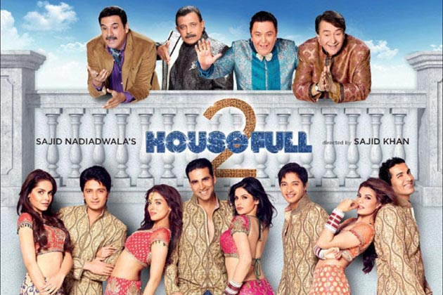 10 Undeserving Movies in Bollywood's 100 Crore Club - Housefull 2