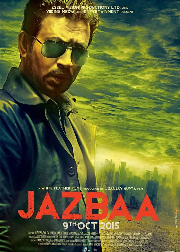 Irrfan Khan in Jazbaa