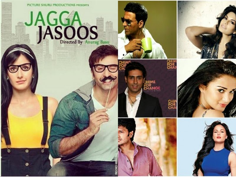 10 Biggest Bollywood Clashes in 2015-2016- Jagga Jasoos v/s Housefull 3