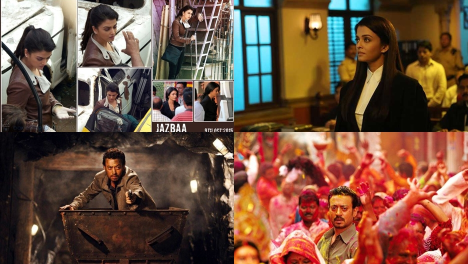 "10 Facts you didn't know about Aishwarya's comeback movie ""Jazbaa"" - Sneak peaks"