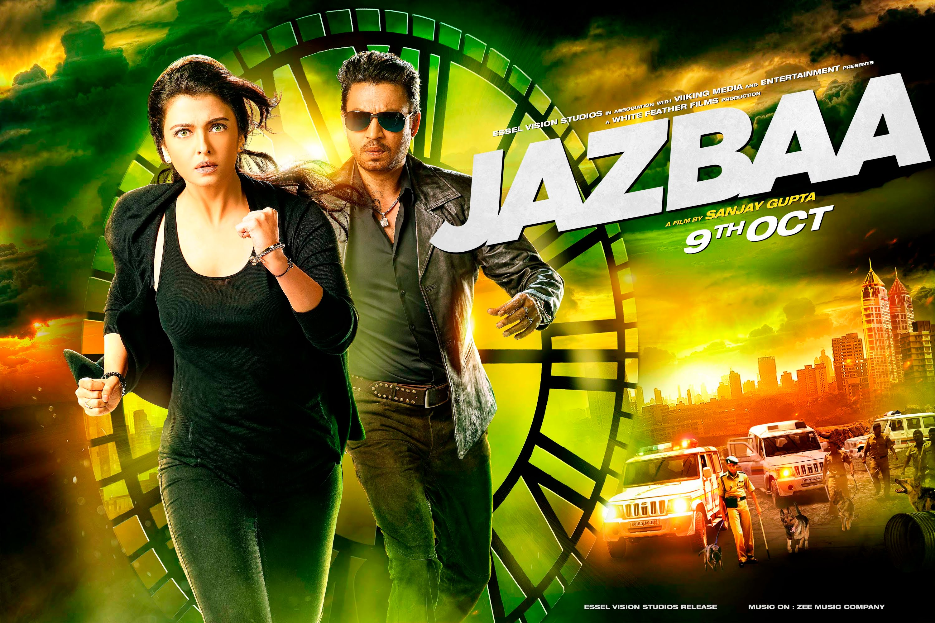 Jazbaa Trailer Out :  Bachchan Bahu set for a promising comeback