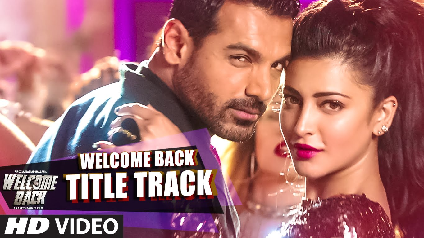 Welcome Back Title Video Song | Official Video Songs